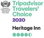 Tripadvisor Travelers' Choice 2020